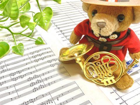 アカデミー施設にて管楽器の利用が再開しました!